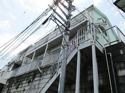 アパート-横浜市南区六ツ川2丁目 外観