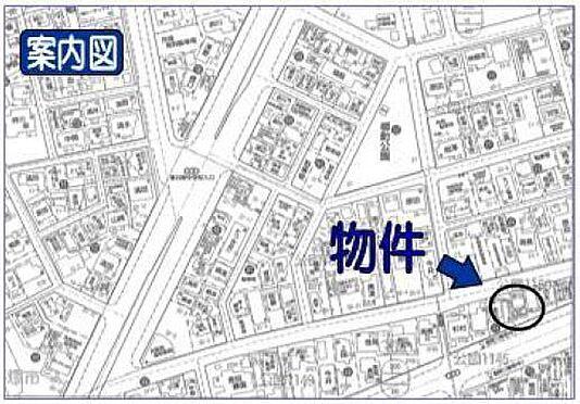 土地-平塚市平塚4丁目 地図