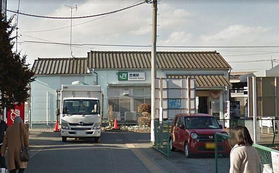 土地-川越市大字安比奈新田 笠幡駅(1621m)