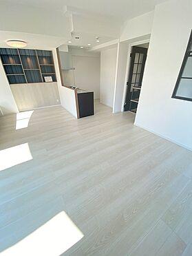 中古マンション-草加市長栄2丁目 居間