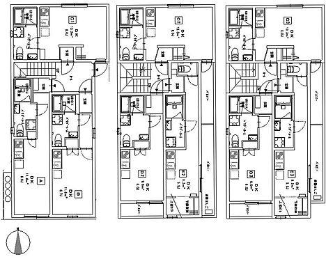アパート-名古屋市西区花の木3丁目 間取図 現況優先