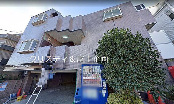 アパート-世田谷区若林 外観