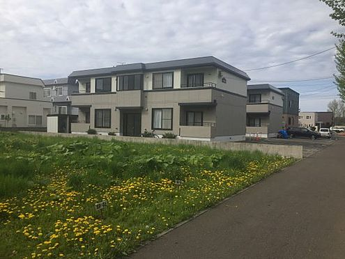 アパート-札幌市東区伏古十二条2丁目 外観