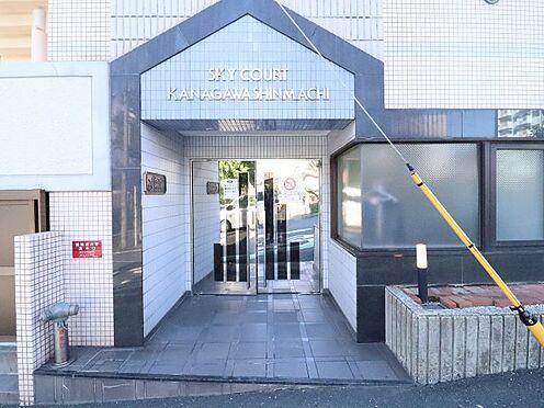 中古マンション-横浜市神奈川区浦島町 平成築の新耐震基準の分譲マンション。