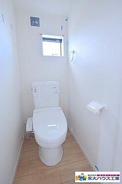 戸建賃貸-仙台市泉区南光台4丁目 トイレ