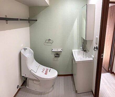 マンション(建物一部)-世田谷区上北沢4丁目 洗面室