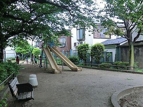 アパート-中野区南台3丁目 周辺環境:笹塚北児童遊園地