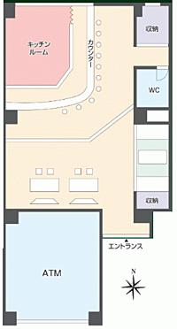 区分マンション-渋谷区西原3丁目 間取り