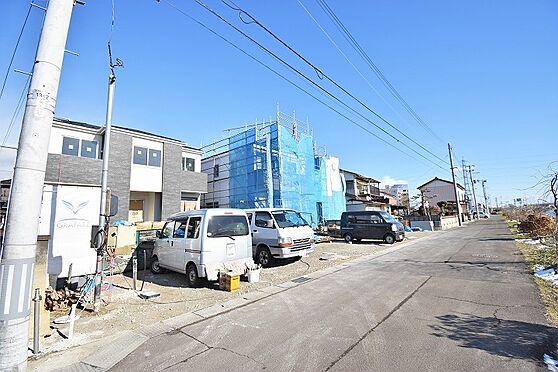 新築一戸建て-仙台市宮城野区白鳥2丁目 外観