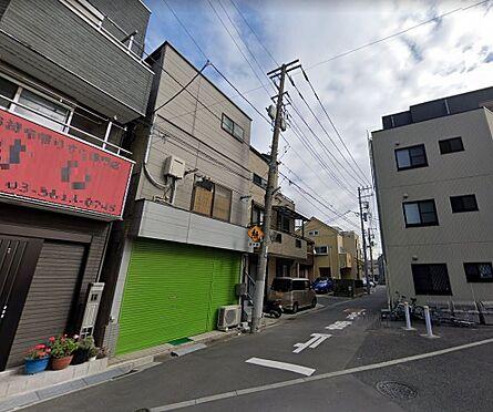 店舗付住宅(建物全部)-墨田区八広6丁目 外観
