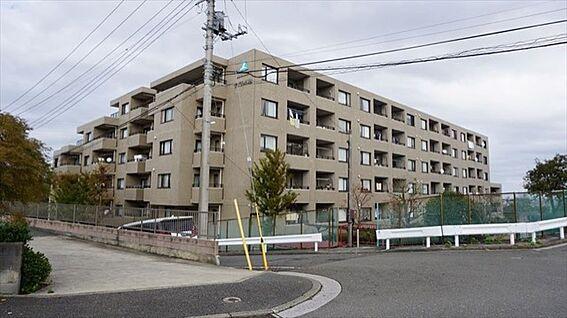 中古マンション-横浜市緑区北八朔町 外観