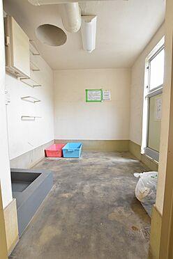 区分マンション-市川市行徳駅前2丁目 7階ゴミ置き場(24時間ゴミ出し可能、各スペース置き場有り)