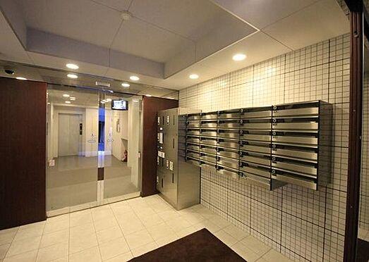 マンション(建物全部)-松戸市新松戸4丁目 エントランス