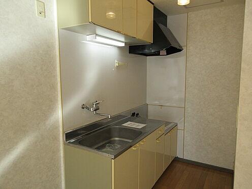 アパート-札幌市西区西野三条10丁目 キッチン