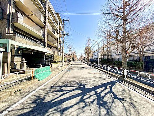 区分マンション-浦安市北栄3丁目 北部小学校眼の前のマンションです。