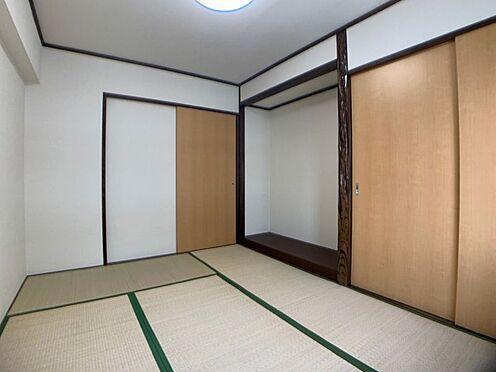 中古マンション-名古屋市天白区八事山 客間としても使える和室