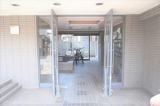 マンション(建物全部)-野田市野田 開放感のあるエントランス