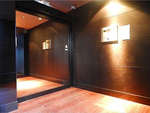 マンション(建物一部)-大阪市中央区上町1丁目 エントランスにはオートロック付きだから安心。