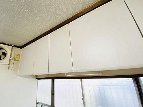 中古一戸建て-福岡市南区大池1丁目 吊戸棚収納付きです!