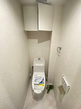 中古マンション-草加市瀬崎3丁目 トイレ