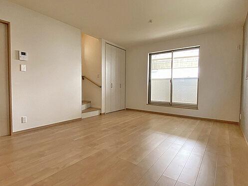 新築一戸建て-大阪市平野区背戸口3丁目 居間