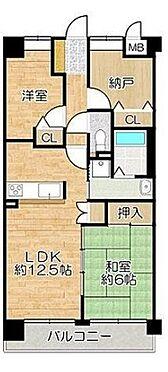 区分マンション-神戸市長田区長者町 納戸・収納スペース豊富
