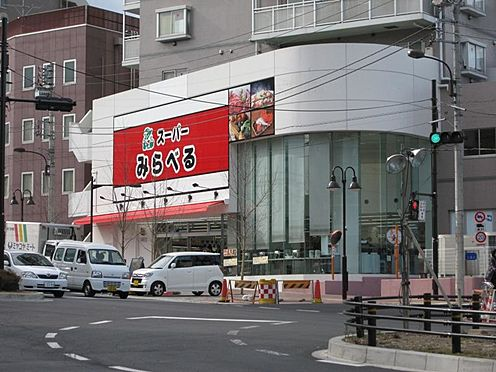 建物全部その他-新宿区中井1丁目 スーパーみらべる 中井店