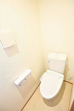 新築一戸建て-仙台市若林区中倉1丁目 トイレ