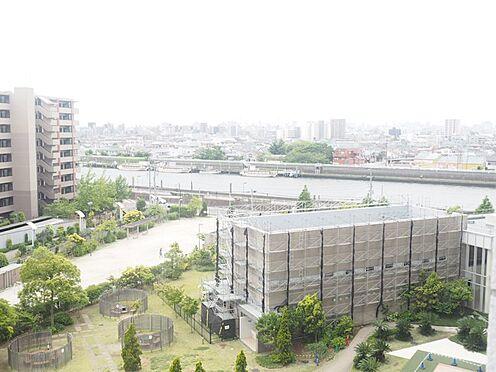 中古マンション-市川市島尻 バルコニーからの眺望