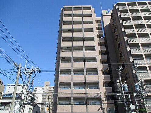 マンション(建物一部)-福岡市中央区地行1丁目 北側外観