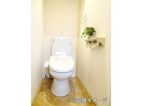 アパート-野々市市扇が丘 トイレ