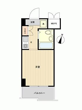 マンション(建物一部)-横浜市南区南太田1丁目 間取り
