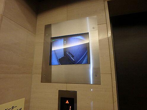 マンション(建物一部)-大阪市福島区大開2丁目 防犯カメラ搭載エレベーター
