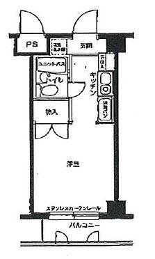 マンション(建物一部)-長岡市渡里町 間取り
