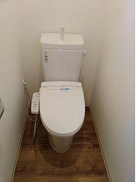 アパート-志木市本町1丁目 トイレ