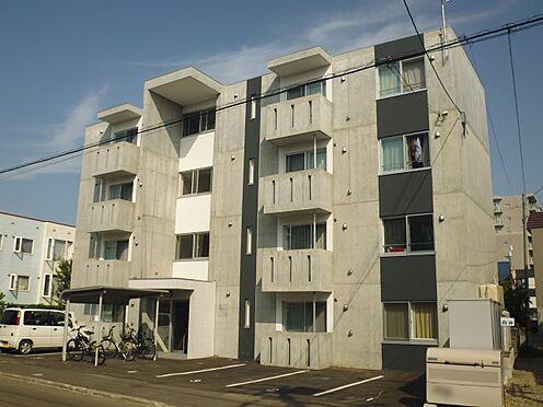 マンション(建物全部)-札幌市東区本町二条2丁目 外観