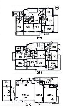 マンション(建物全部)-板橋区東新町2丁目 間取り
