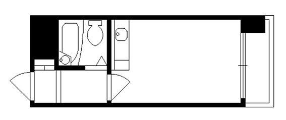 マンション(建物一部)-京都市下京区屋形町 単身者向けの物件