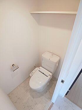 区分マンション-神戸市兵庫区湊町3丁目 トイレ