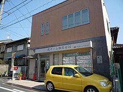 近鉄奈良線 瓢箪山駅 徒歩7分