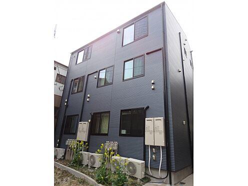 アパート-横浜市西区戸部本町 外観
