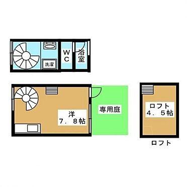 アパート-横浜市磯子区岡村4丁目 間取り