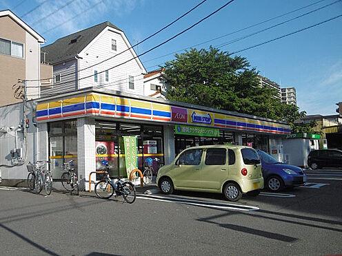 中古マンション-多摩市貝取2丁目 ミニストップ 多摩永山店(200m)