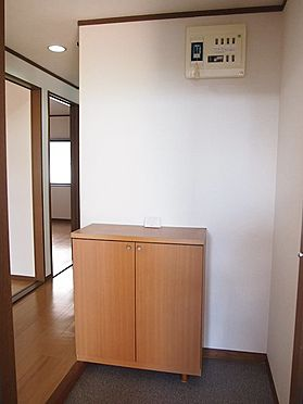 アパート-名古屋市中川区江松5丁目 玄関