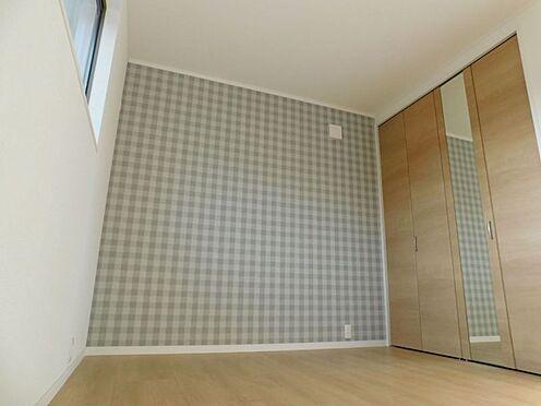 新築一戸建て-名古屋市北区大杉1丁目 3階には広々とした納戸もあり収納力の高い物件です。
