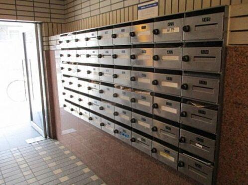 マンション(建物一部)-神戸市東灘区深江本町1丁目 綺麗なメールボックス