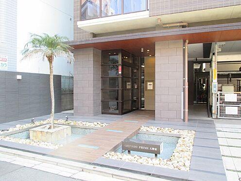 マンション(建物一部)-福岡市博多区対馬小路 エントランス正面です。
