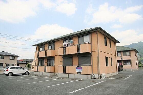 アパート-甲府市横根町 B棟