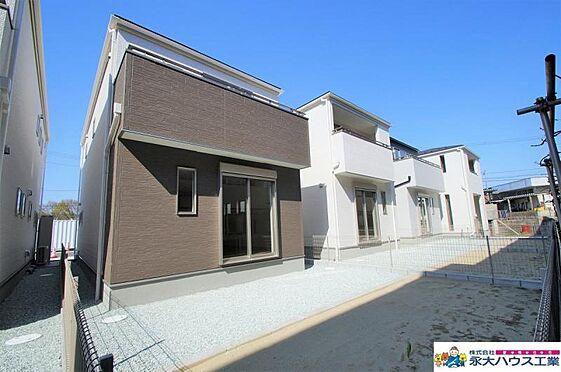 新築一戸建て-仙台市泉区市名坂字南前 外観