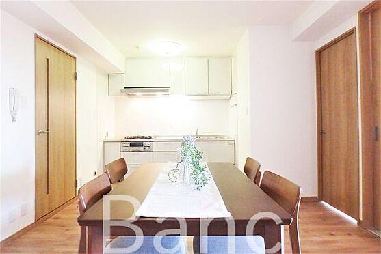 中古マンション-江東区南砂3丁目 梁の少ないお部屋で家具の配置がしやすい間取りです
